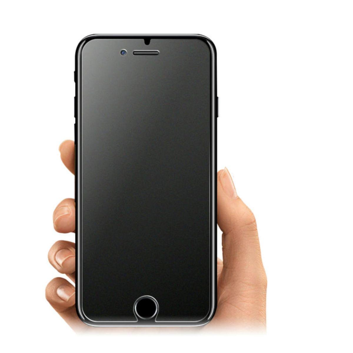 panzer schutz glas apple iphone 8 schutz folie handy matt. Black Bedroom Furniture Sets. Home Design Ideas
