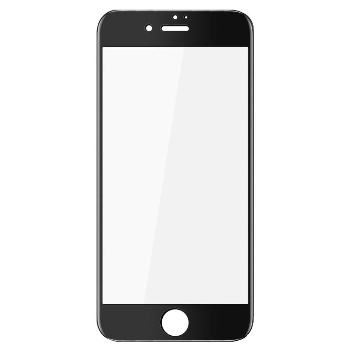 apple iphone 8 plus 3d panzer schutz glas 9h schutzfolie. Black Bedroom Furniture Sets. Home Design Ideas