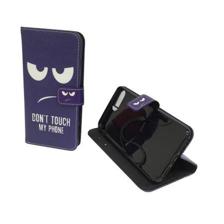 Handyhülle Tasche für Handy Apple iPhone 8 Plus Dont Touch my Phone – Bild 3