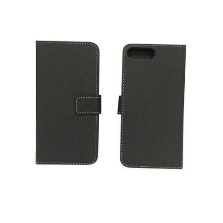 Handyhülle Tasche für Handy Apple iPhone 8 Plus Schwarz – Bild 4
