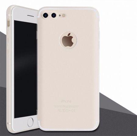 TPU Case für Apple iPhone 8 Plus Transparent