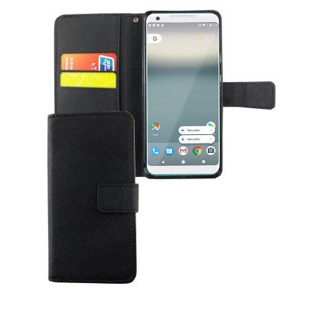 Handyhülle Tasche für Handy Google Pixel XL 2 Schwarz