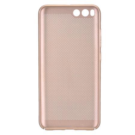 Handy Hülle für Xiaomi Redmi Note 4X Schutzhülle Case Tasche Cover Etui Gold – Bild 2
