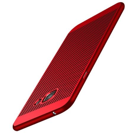 Handy Hülle für Samsung Galaxy A3 2017 Schutzhülle Case Tasche Cover Etui Rot – Bild 2