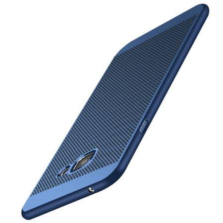 Handy Hülle für Samsung Galaxy A3 2017 Schutzhülle Case Tasche Cover Etui Blau – Bild 2