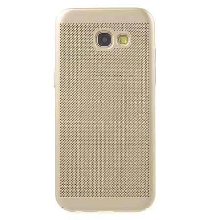 Handy Hülle für Samsung Galaxy J3 2017 Schutzhülle Case Tasche Cover Etui Gold – Bild 5