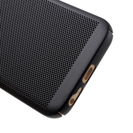Handy Hülle für Samsung Galaxy J7 2017 Schutzhülle Case Tasche Cover Etui Schwarz – Bild 5
