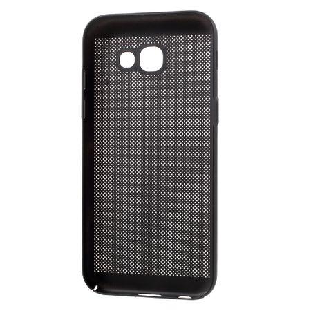 Handy Hülle für Samsung Galaxy J7 2017 Schutzhülle Case Tasche Cover Etui Schwarz – Bild 7