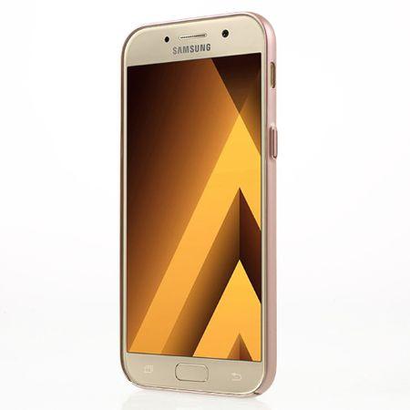 Handy Hülle für Samsung Galaxy J7 2017 Schutzhülle Case Tasche Cover Etui Pink – Bild 2