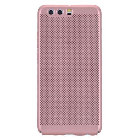 Handy Hülle für Huawei P10 Lite Schutzhülle Case Tasche Cover Etui Pink – Bild 2