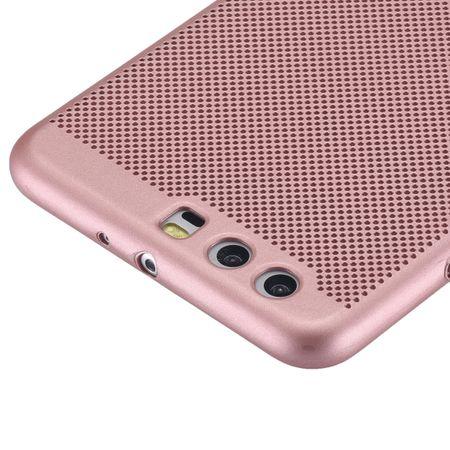 Handy Hülle für Huawei P10 Plus Schutzhülle Case Tasche Cover Etui Pink – Bild 4