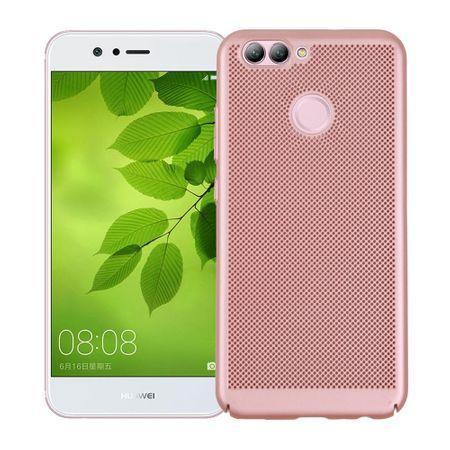 Handy Hülle für Huawei Nova Schutzhülle Case Tasche Cover Etui Pink