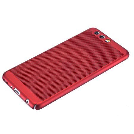 Handy Hülle für Huawei Nova 2 Plus Schutzhülle Case Tasche Cover Etui Rot – Bild 2