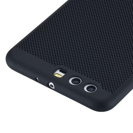 Handy Hülle für Huawei Y3 2017 Schutzhülle Case Tasche Cover Etui Schwarz – Bild 3