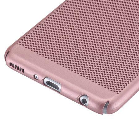 Handy Hülle für Huawei Y5 2017 Schutzhülle Case Tasche Cover Etui Pink – Bild 4