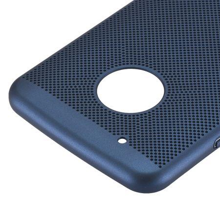 Handy Hülle für Motorola Moto G5 Plus Schutzhülle Case Tasche Cover Etui Blau – Bild 3