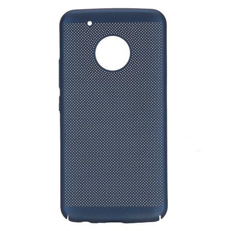 Handy Hülle für Motorola Moto G5 Plus Schutzhülle Case Tasche Cover Etui Blau – Bild 6