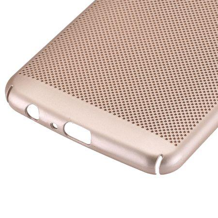 Handy Hülle für Motorola Moto G4 Schutzhülle Case Tasche Cover Etui Gold – Bild 5
