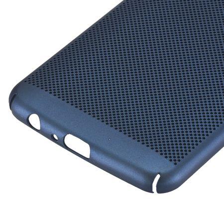 Handy Hülle für Motorola Moto G4 Play Schutzhülle Case Tasche Cover Etui Blau – Bild 5