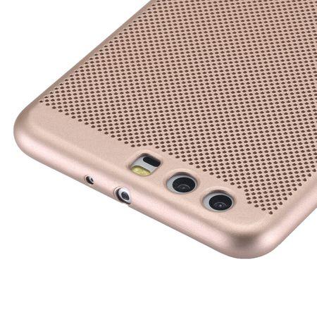 Handy Hülle für Huawei Honor 9 Schutzhülle Case Tasche Cover Etui Gold – Bild 4
