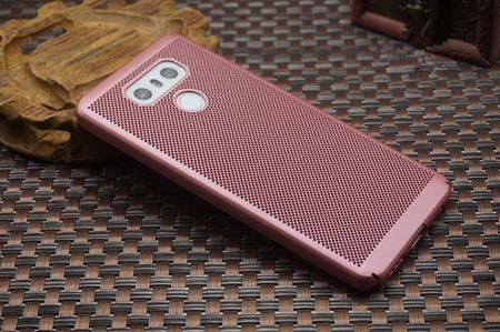 Handy Hülle für LG G6 Schutzhülle Case Tasche Cover Etui Pink