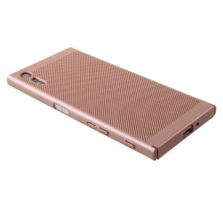 Handy Hülle für Sony Xperia XZ Schutzhülle Case Tasche Cover Etui Pink – Bild 3