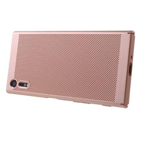 Handy Hülle für Sony Xperia XZ Schutzhülle Case Tasche Cover Etui Pink – Bild 5