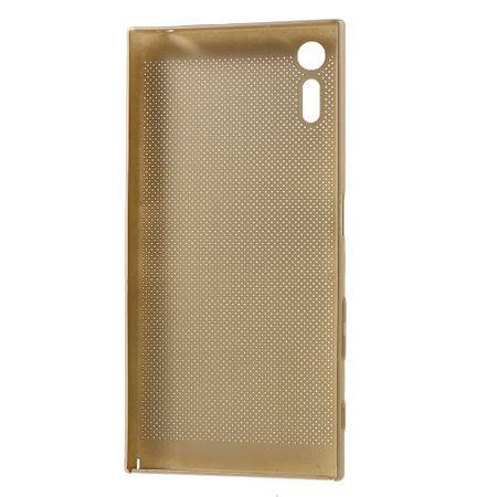 Handy Hülle für Sony Xperia L1 Schutzhülle Case Tasche Cover Etui Gold – Bild 6
