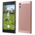 Handy Hülle für Sony Xperia L1 Schutzhülle Case Tasche Cover Etui Pink 001