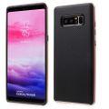 Hybrid Silikon Handy Hülle für Samsung Galaxy A5 2017 Case Cover Tasche Pink 001