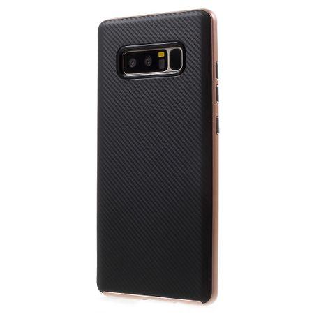 Hybrid Silikon Handy Hülle für Huawei Y6 II / 2 Case Cover Tasche Pink – Bild 5