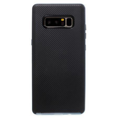 Hybrid Silikon Handy Hülle für Motorola Moto G5 plus Case Cover Tasche Blau – Bild 3