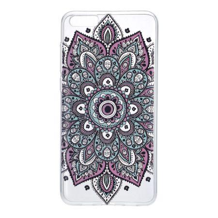 Henna Cover für Xiaomi Mi 5s Plus Case Schutz Hülle Silikon Tattoo Bunt – Bild 2