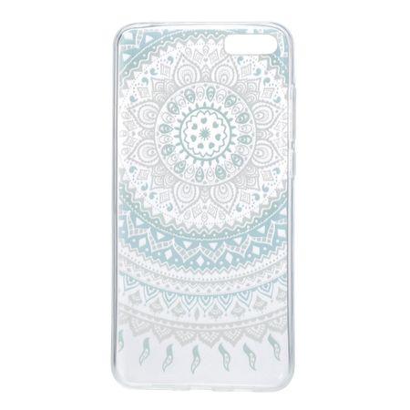 Henna Cover für Xiaomi Redmi Note 4X Case Schutz Hülle Silikon Sonne Blau – Bild 3