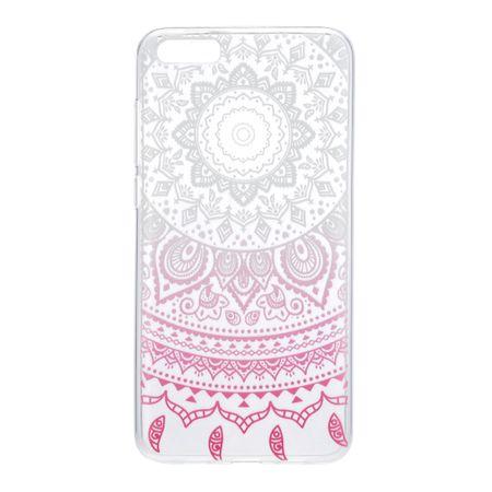 Henna Cover für Xiaomi Mi 6 Case Schutz Hülle Silikon Sonne Weiß – Bild 2