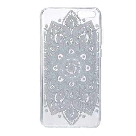 Henna Cover für Xiaomi Mi 6 Case Schutz Hülle Silikon Tattoo Bunt – Bild 3