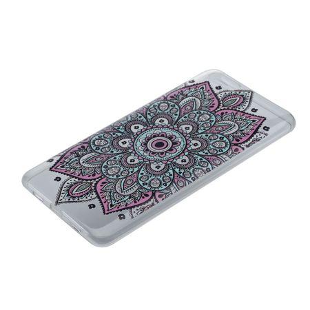 Henna Cover für Xiaomi Mi 6 Case Schutz Hülle Silikon Tattoo Bunt – Bild 4