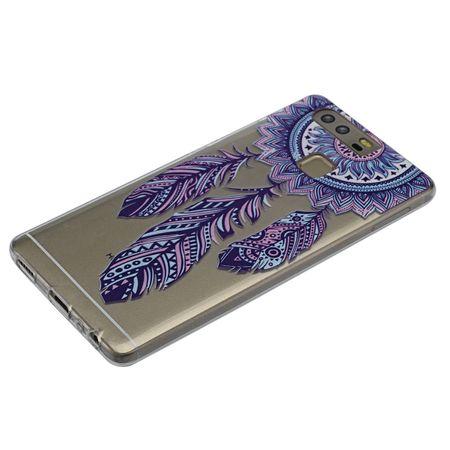 Henna Cover für Huawei P10 Case Schutz Hülle Silikon Traumfänger – Bild 4