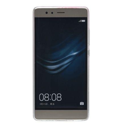 Henna Cover für Huawei P10 Plus Case Schutz Hülle Silikon Traumfänger – Bild 2