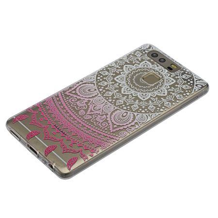 Henna Cover für Huawei Nova 2 Case Schutz Hülle Silikon Sonne Weiß – Bild 4