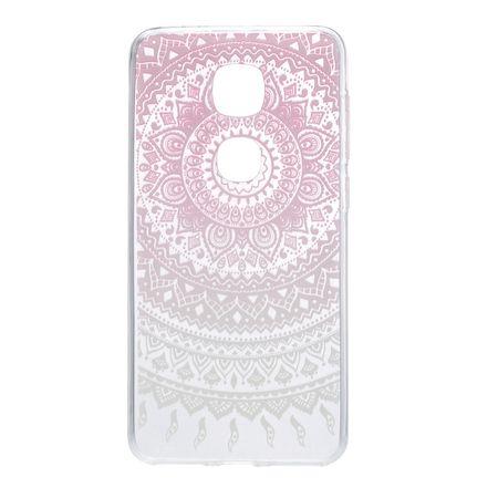 Henna Cover für LeEco Le 2 Case Schutz Hülle Silikon Sonne Pink – Bild 3