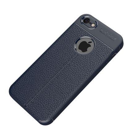 Handy Hülle Schutz Case für Apple iPhone 6 / 6s Cover Rahmen Etui Blau – Bild 2