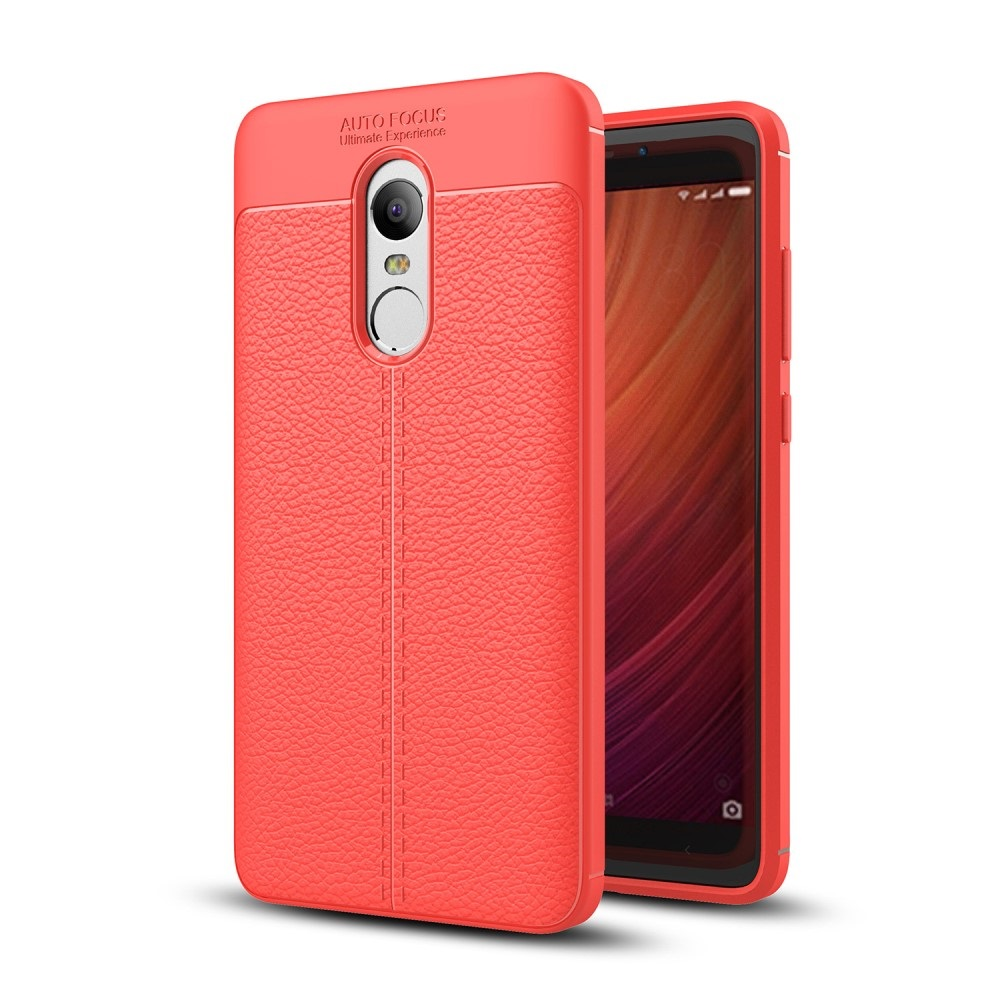 King-shop mobile-protection case for Xiaomi Redmi sleeve cover frame 4 X touch case red