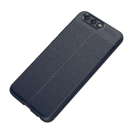 Handy Hülle Schutz Case für Huawei P10 Cover Rahmen Etui Blau – Bild 2
