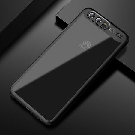 Ultra Slim Case für Huawei P8 Lite 2017 Handyhülle Schutz Cover Schwarz