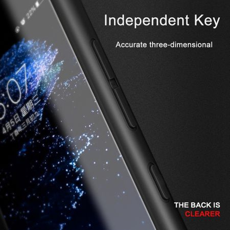 Ultra Slim Case für Huawei P8 Lite 2017 Handyhülle Schutz Cover Schwarz – Bild 8