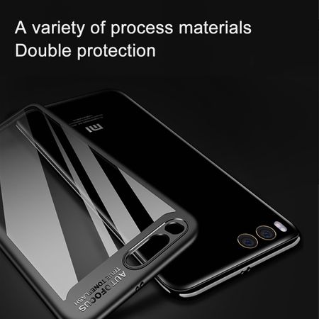 Ultra Slim Case für Xiaomi Redmi Note 4X Handyhülle Schutz Cover Schwarz – Bild 4