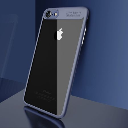 Ultra Slim Case für Apple iPhone 6 / 6s Handyhülle Schutz Cover Blau