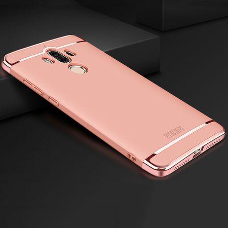 Handy Hülle Schutz Case für Huawei Mate 10 Pro Bumper 3 in 1 Cover Rose Gold – Bild 2