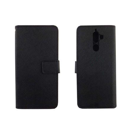 Handyhülle Tasche für Handy Nokia 7 Plus Schwarz – Bild 3